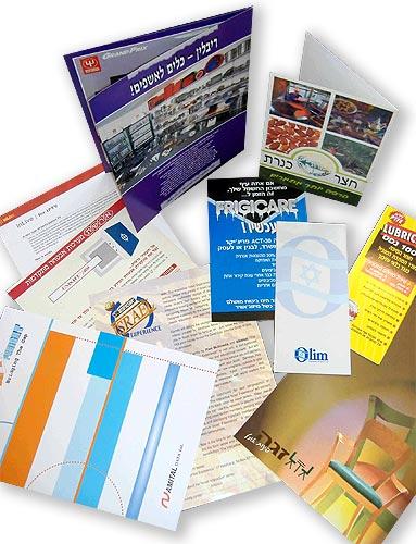 Mix-Brochures